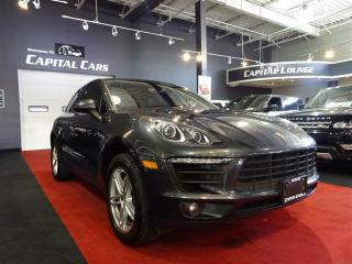 Used 2017 Porsche Macan S / NAVIGATION / PREMIUM PLUS PKG for sale in North York, ON