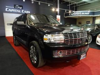 Used 2011 Lincoln Navigator LIMITED / NAVIGATION / BACK UP CAMERA for sale in North York, ON