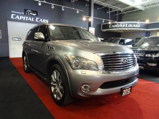 Used 2012 Infiniti QX56 SOLD!! NAVIGATION / 360' PARK ASSIST for sale in North York, ON