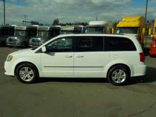 Used 2017 Dodge Grand Caravan Crew Plus Wagon for sale in Burnaby, BC