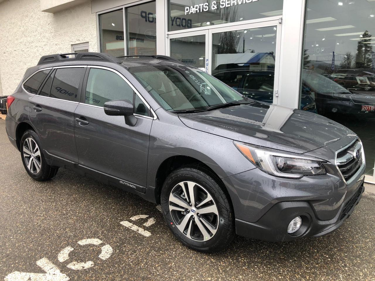 2018 Subaru Outback 2.5I LIMITED W/TECH PKG