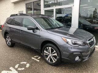 New 2018 Subaru Outback 2.5I LIMITED W/TECH PKG for sale in Vernon, BC