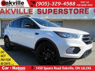 Used 2017 Ford Escape Titanium | LEATHER | PANO ROOF | AWD | NAV for sale in Oakville, ON