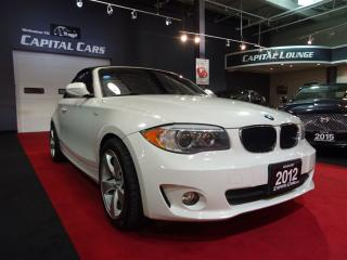 Used 2012 BMW 128I CONVERTIBLE / BLUETOOTH / POWER GROUP for sale in North York, ON