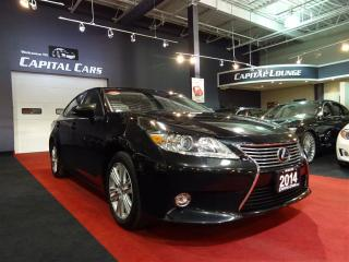 Used 2014 Lexus ES 350 NAVIGATION / BLUETOOTH / BACK UP CAMERA for sale in North York, ON
