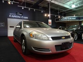Used 2006 Chevrolet Impala LS / POWER GROUP / POWER DRIVER SEAT for sale in North York, ON