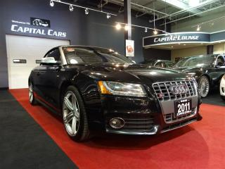 Used 2011 Audi S5 3.0 PREMIUM / NAVIGATION / BACK UP CAMERA for sale in North York, ON