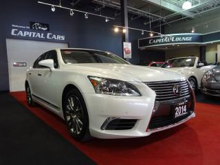Used 2014 Lexus LS 460 AWD / NAVIGATION / BLUETOOTH / BACK UP CAMERA for sale in North York, ON