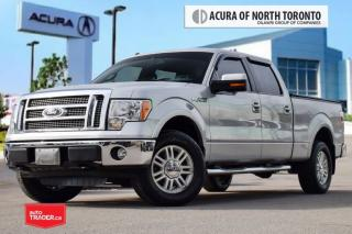 Used 2010 Ford F-150 LARIAT SuperCrew 4WD for sale in Thornhill, ON