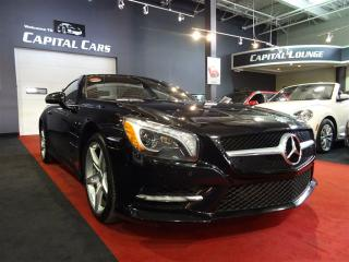 Used 2013 Mercedes-Benz SL-Class SL 550 / NAVIGATION / AMG PKG / BACK UP CAMERA for sale in North York, ON