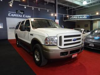 Used 2005 Ford Excursion EDDIE BAUER EDITION / 6.0L DIESEL / 8 PASSENGER for sale in North York, ON