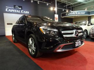 Used 2015 Mercedes-Benz GLA-Class GLA 250 4MATIC / NAVIGATION / BACK UP CAMERA for sale in North York, ON