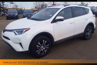 Used 2017 Toyota RAV4 LE AWD Backup Cam Heated Seats for sale in Winnipeg, MB