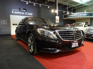 Used 2014 Mercedes-Benz S-Class S550 LWB / NIGHT VISION / MASSAGE SEATS for sale in North York, ON