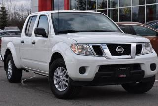 Used 2017 Nissan Frontier Crew Cab SV 4x4 at Low Kms*4x4*Crew Cab for sale in Ajax, ON