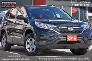Used 2016 Honda CR-V LX AWD for sale in Pickering, ON
