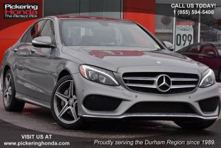 Used 2015 Mercedes-Benz C-Class C400 4Matic Sedan for sale in Pickering, ON