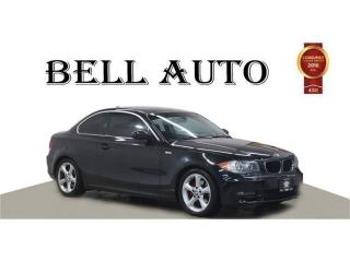Used 2008 BMW 128I i i i i i LEATHER SUNROOF ALLOYS for sale in North York, ON