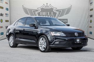 Used 2015 Volkswagen Jetta 2.0 TDI HIGHLINE NAVIGATION for sale in North York, ON