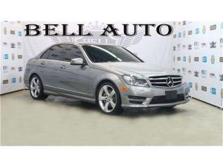 Used 2014 Mercedes-Benz C-Class C350 PANOROOF NAVI PUSH START for sale in North York, ON