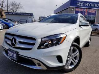 Used 2016 Mercedes-Benz GLA-Class 250 JUST ARIVED.. CALL US for sale in Mississauga, ON