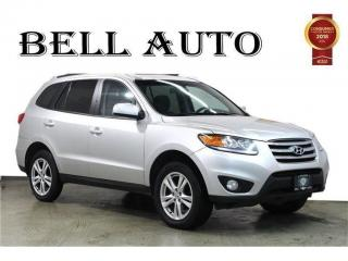 Used 2012 Hyundai Santa Fe GL 2.4 Premium for sale in North York, ON