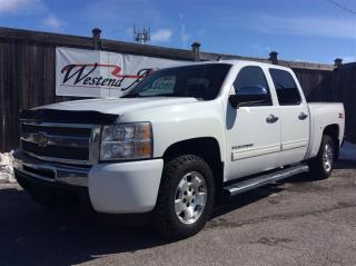 Used 2011 Chevrolet Silverado 1500 LT 4x4 for sale in Stittsville, ON