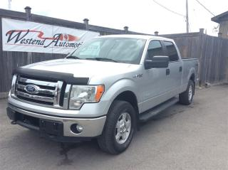 Used 2012 Ford F-150 XLT 4X4 for sale in Stittsville, ON