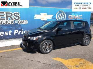 Used 2017 Chevrolet Sonic LT SUNROOF ALLOY WHEELS 1.4L TURBO for sale in Ottawa, ON