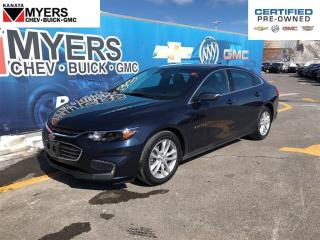 Used 2017 Chevrolet Malibu LT LEATHER HEATED SEATS for sale in Ottawa, ON