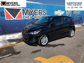 Used 2017 Chevrolet Spark LT AUTOMATIC AIR BACK UP CAMERA for sale in Ottawa, ON