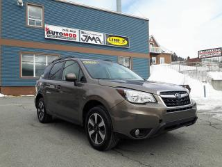 Used 2018 Subaru Forester 2.5i Tourisme Cvt for sale in Beauceville, QC