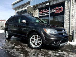 Used 2016 Dodge Journey Traction integrale 4 portes R/T CUIR 7 P for sale in Longueuil, QC