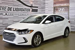 Used 2018 Hyundai Elantra GL CAMERA+MAGS for sale in Laval, QC
