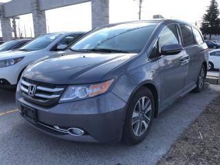 Used 2016 Honda Odyssey Touring, amazing mileage, amazing shape for sale in Scarborough, ON