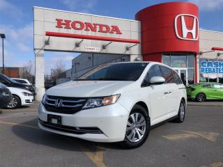 Used 2016 Honda Odyssey EX-L, great price, excellent condition for sale in Scarborough, ON