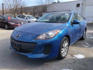Used 2013 Mazda MAZDA3 GX, under 77,000 kilometers for sale in Scarborough, ON