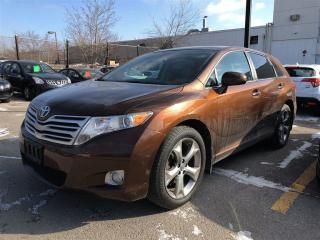 Used 2010 Toyota Venza V6, leather, sunroof, AWD for sale in Toronto, ON