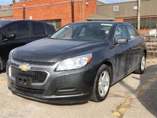Used 2014 Chevrolet Malibu LT, one owner, clean carproof report for sale in Scarborough, ON