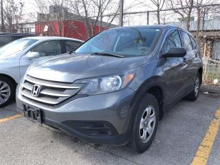 Used 2014 Honda CR-V LX, excellent shape, under 100 kms, AWD for sale in Scarborough, ON