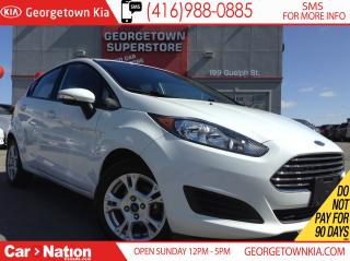 Used 2015 Ford Fiesta SE | ALLOYS | HEATED SEATS | POWER OPTIONS for sale in Georgetown, ON