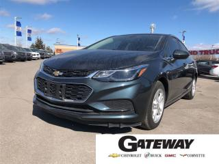 Used 2017 Chevrolet Cruze LT|AUTO|BLUETOOTH|REAR CAM| for sale in Brampton, ON