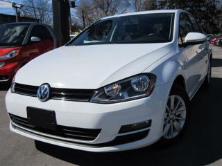 Used 2015 Volkswagen Golf 2.0 TDI ~ DIESEL ~ ONE OWNER ~ LOW KMS 40,000KMS for sale in Burlington, ON