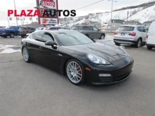 Used 2010 Porsche Panamera 4S for sale in Boischatel, QC