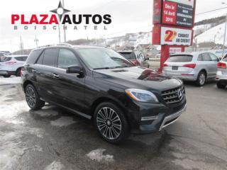 Used 2013 Mercedes-Benz ML 350 Ml Bluetec Awd for sale in Boischatel, QC