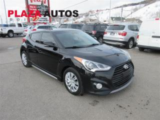 Used 2013 Hyundai Veloster Turbo for sale in Boischatel, QC
