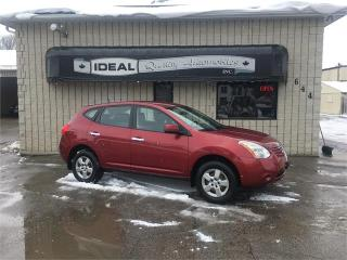 Used 2010 Nissan Rogue S for sale in Mount Brydges, ON