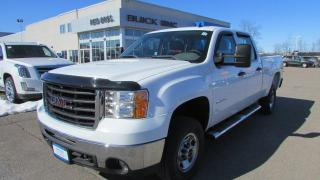 Used 2010 GMC Sierra 2500 HD WT / $554.00 bi-weekly for 36mths for sale in Arnprior, ON