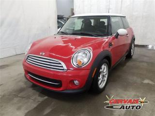 Used 2013 MINI Cooper Cuir Toit Pano Mags for sale in Trois-rivieres, QC