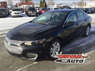 Used 2016 Chevrolet Malibu Lt A/c Mags for sale in Trois-rivieres, QC